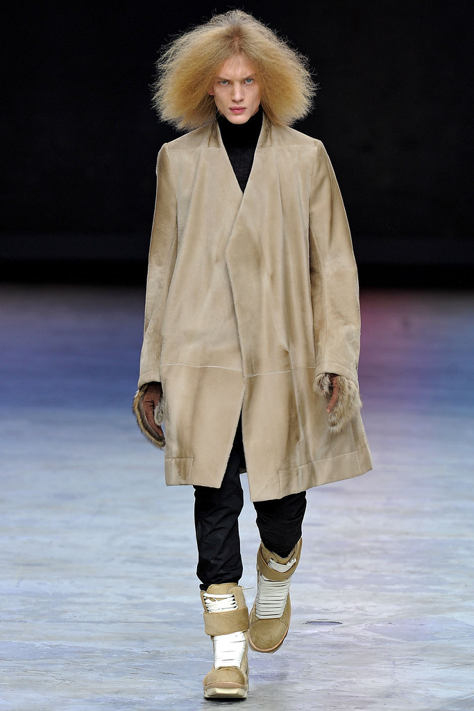 Paul Boche3453_FW13 Paris Rick Owens(Flashbang@TFS)