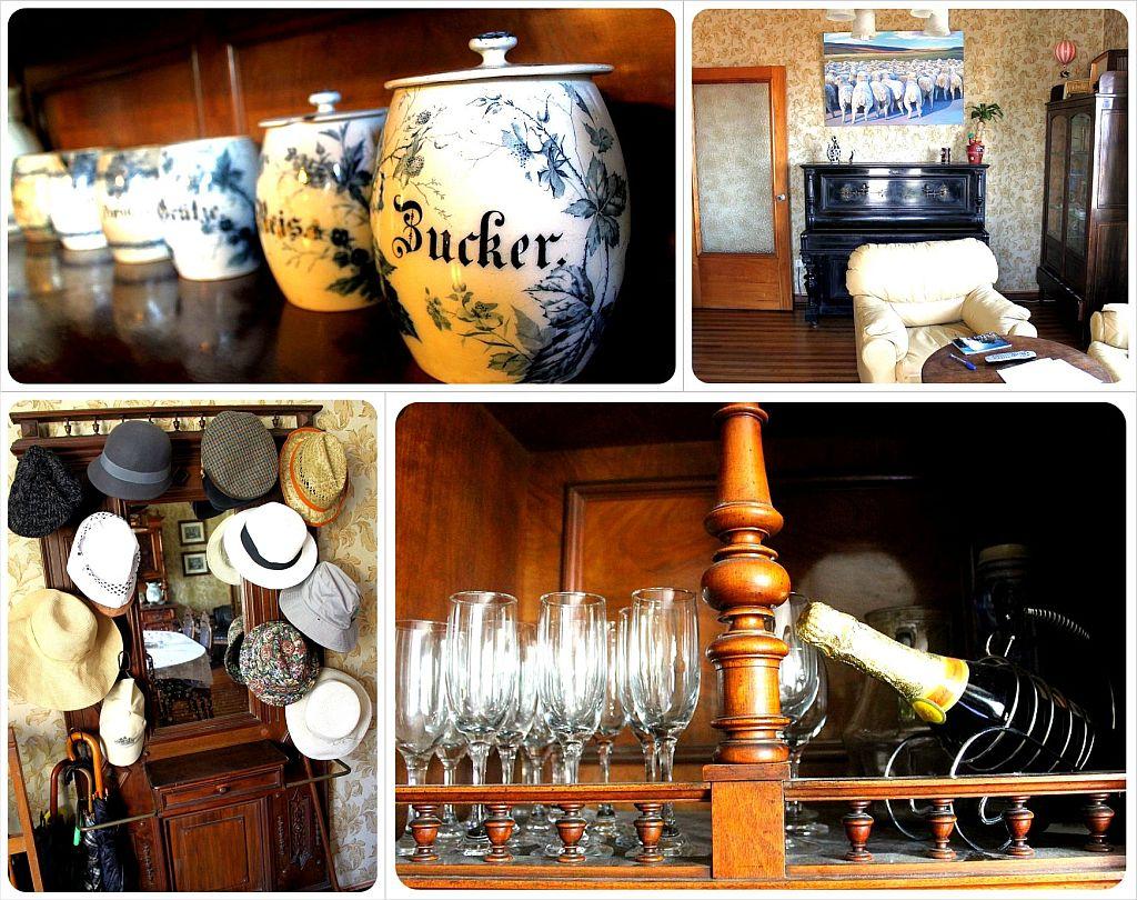 Valparaiso Casa Kreyenberg B&B living room