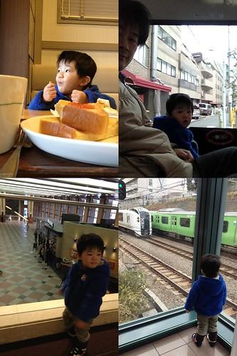 朝散歩 2013/2/8