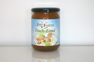 02 - Zutat Fischfond / Ingredient fish stock