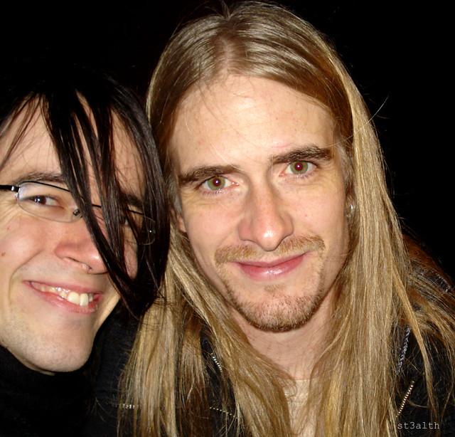 Martín 'Axe' Axenrot - Opeth drummer
