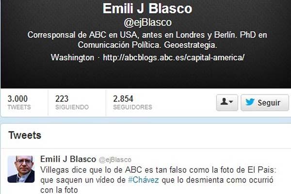 Periodista de ABC
