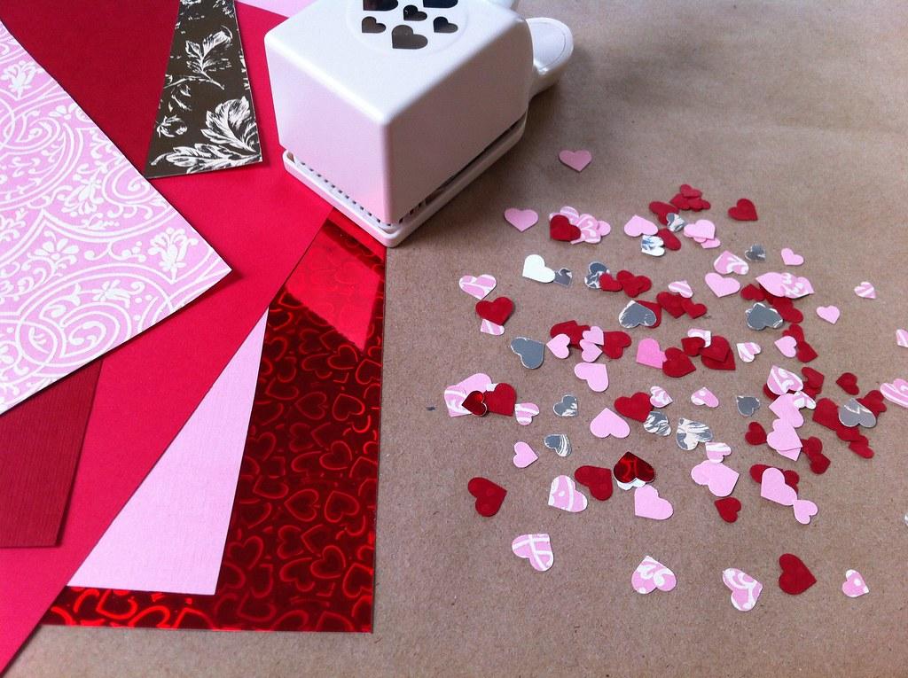 Confetti Valentine