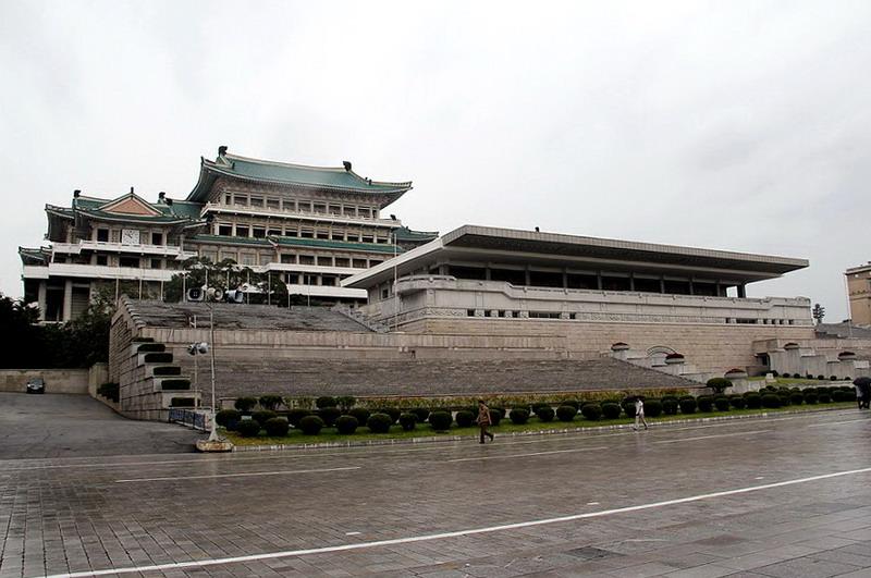Kim Il Sung Square(3)