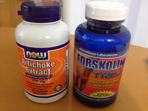 Smart Drug : Artichoke Extract + Forskolin by mikey and wendy