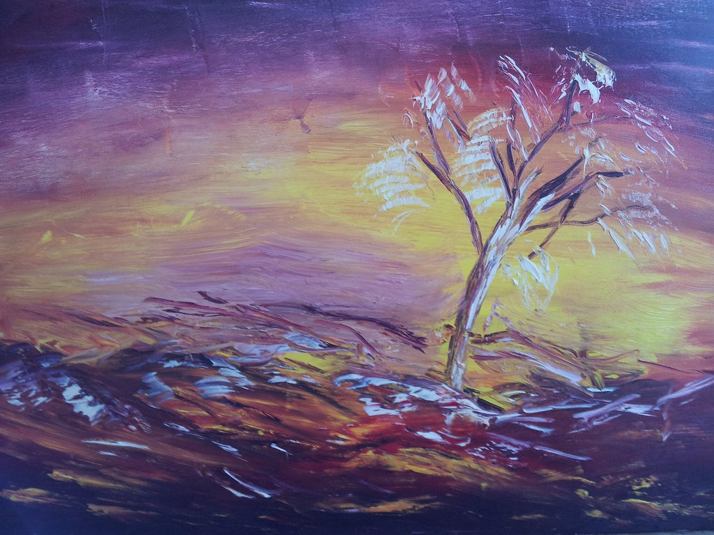 oil painting 80x60