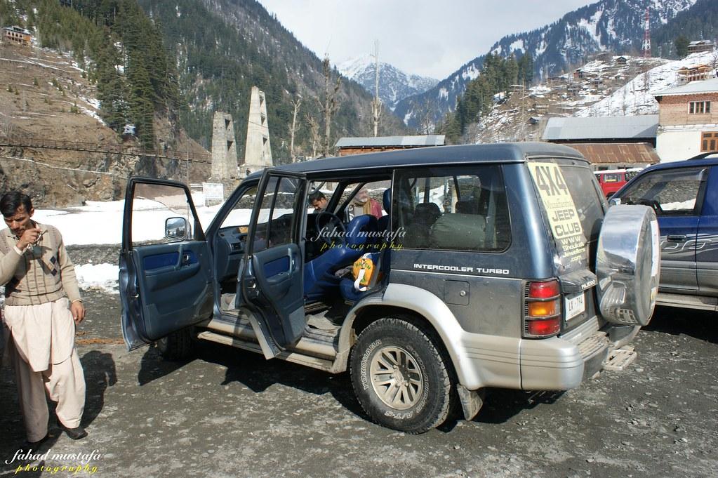Muzaffarabad Jeep Club Neelum Snow Cross - 8470731249 d3322a1ce1 b