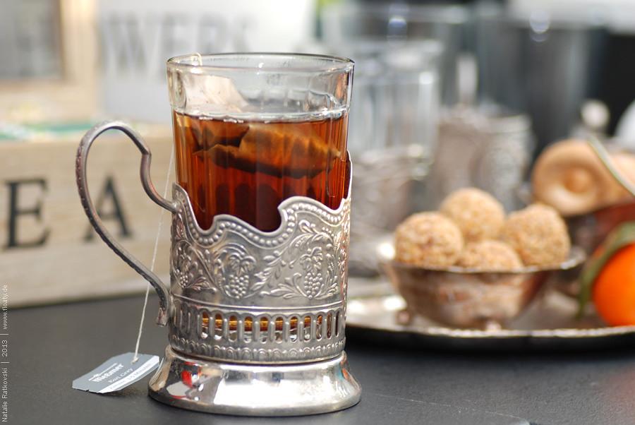 Soviet train teacups