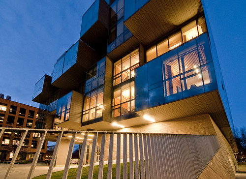UBC Pharmacy Building by petetaylor
