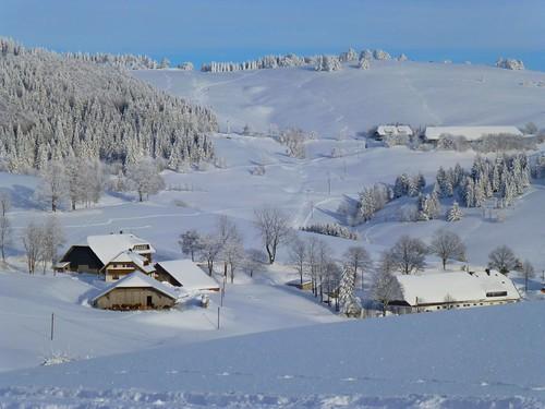 Une belle journée d'hiver