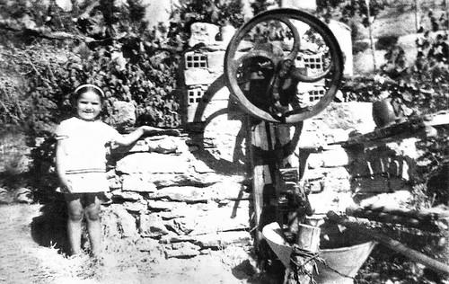 CONGOSTRINA GUADALAJARA (ESPAÑA) AÑOS 60 SIGLO XX