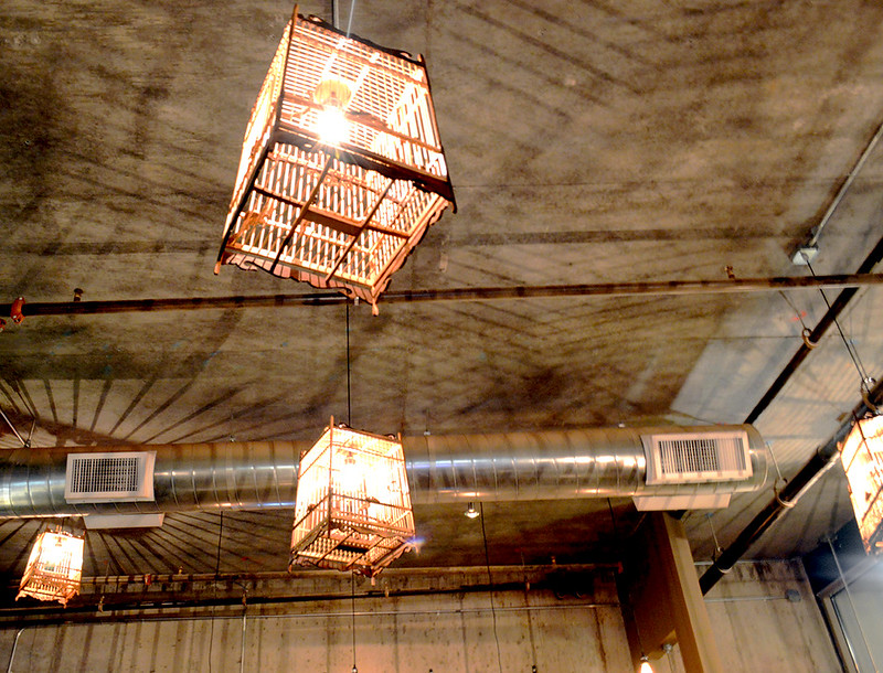 Birdcage Light Fixtures
