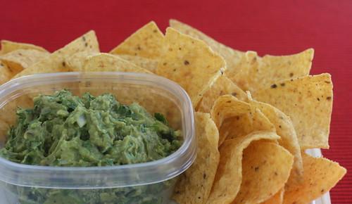 Guacamole Recipe & Tip