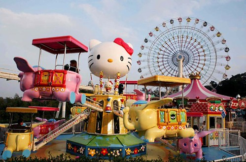 Sanrio Hello Kitty Town: El Parque Tematico de Hello Kitty en Malasia