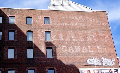 Canal Street Ghost