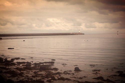Berwick upon Tweed pier