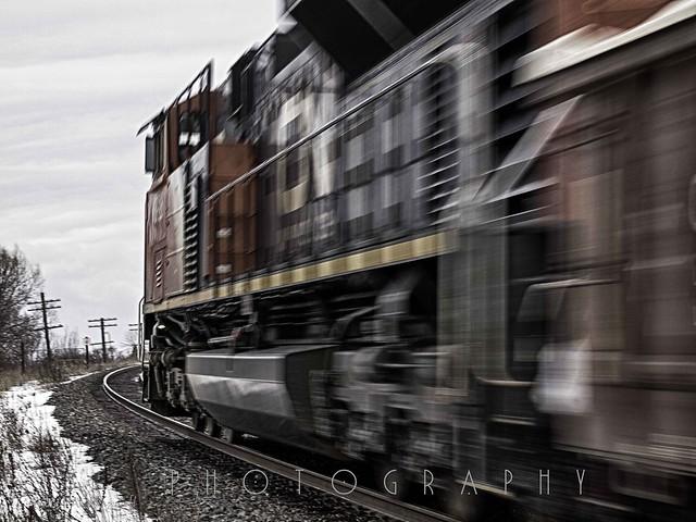 Frieght Train 5