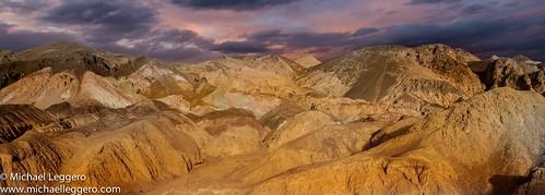 california sunset mountains nature clouds sunrise landscape death michael nationalpark rocks artist desert nevada valley thunderstorm palette leggero