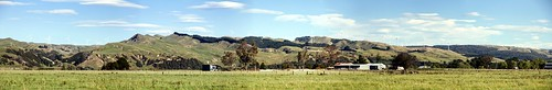 newzealand panorama wind farm generators electricity generation manawatu