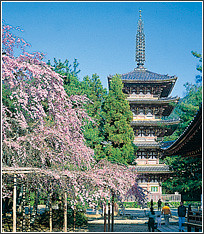 Daigo Temple