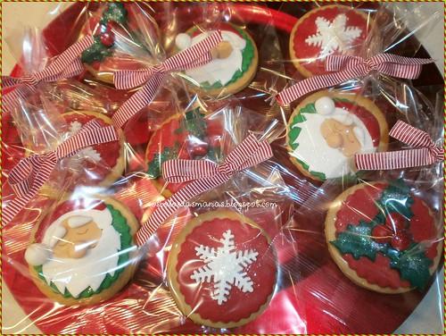 Bolachas de Natal by Osbolosdasmanas