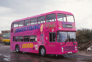 Overall advert buses part 3 (c) David Bell