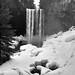 Winter at Tamanawas Falls by Just Peachy!