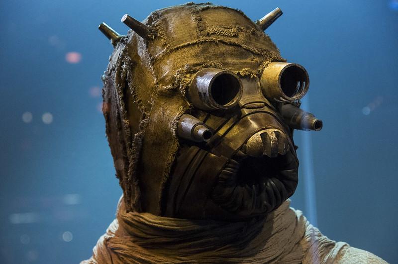 Tusken Raider Mask