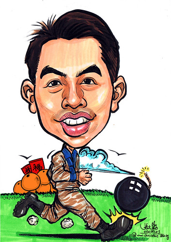 caricature for SAF 06032013 - 2
