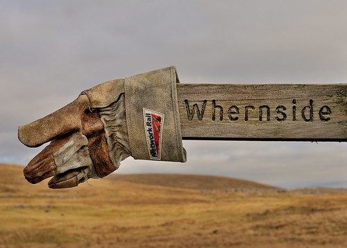 Could you point me the way to Whernside by Andy Pritchard - Barrowford