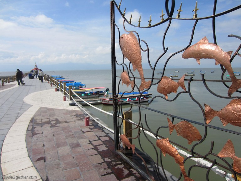 Lake Chapala, from Chapala Malecon