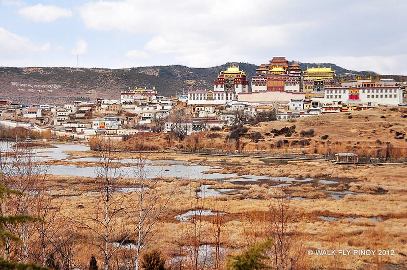 Ganden Sumtseling Monastery, Shangri-la (Zhongdian), Yunnan, China