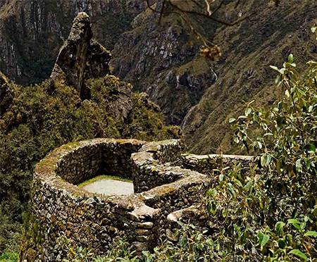 Camino Inca a Machupicchu