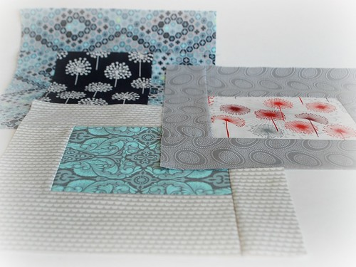 DQuilt Bee: Terrie Squares