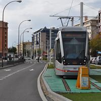 El Metrocentro a su llegada a San Bernardo