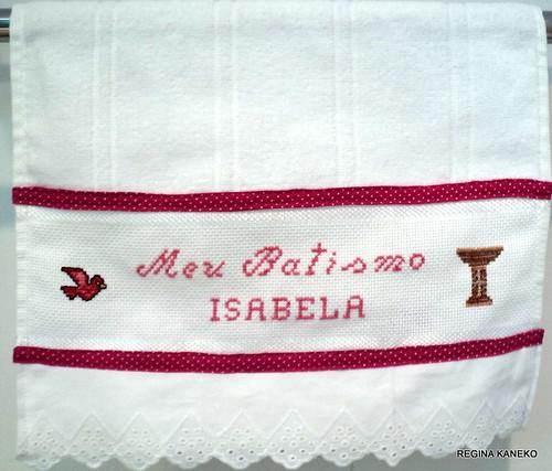 Toalha Batismo by Re Kaneko
