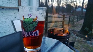 Hopdevil and coals