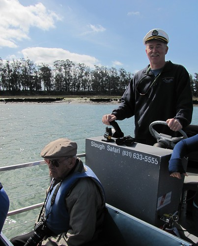 Captain Gideon of Elkhorn Slough Safari