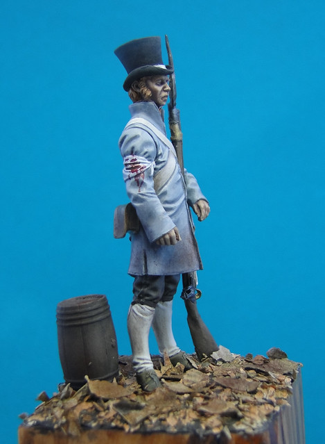 French Soldier - Alexandro Models 70mm 8558285447_917cc03283_z
