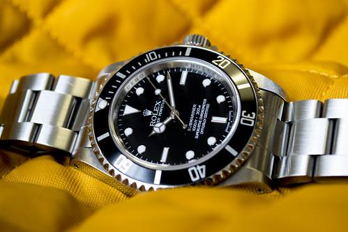 Rolex Submariner 14060M #3