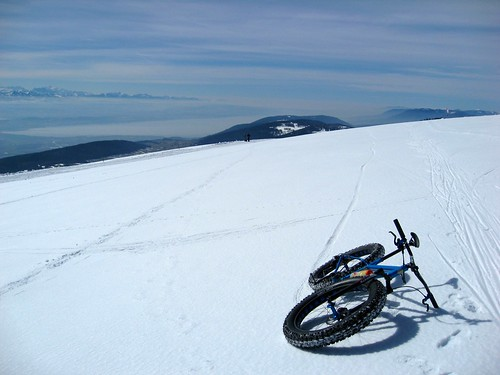 Crossing The Chasseral