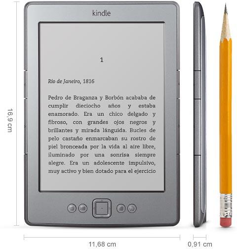 Mi nuevo Kindle