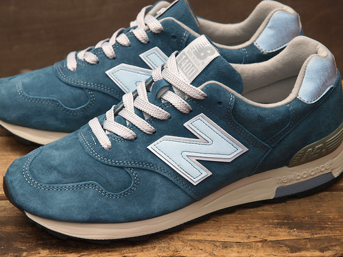 New Balance for J.Crew / M1400 [Chambray Blue]