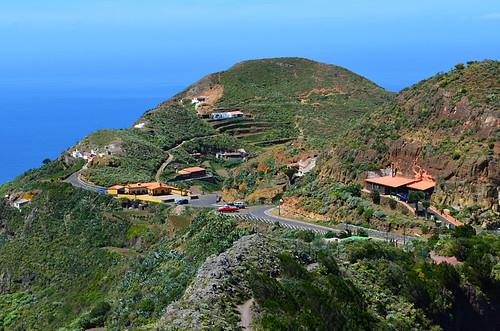 Chinamada, Tenerife