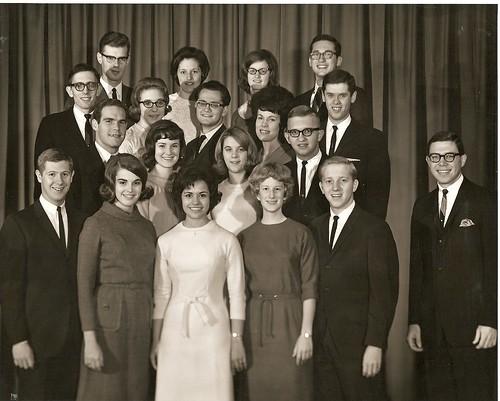 1965-6 Singing Collegians