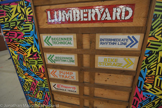 Visit to the Lumberyard MTB Park -11