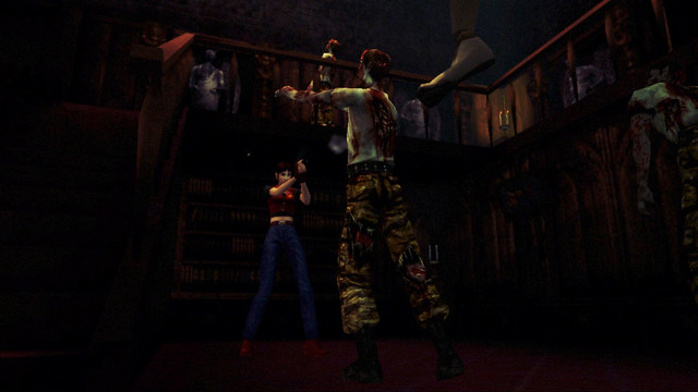 Resident Evil Code Veronica X HD Review