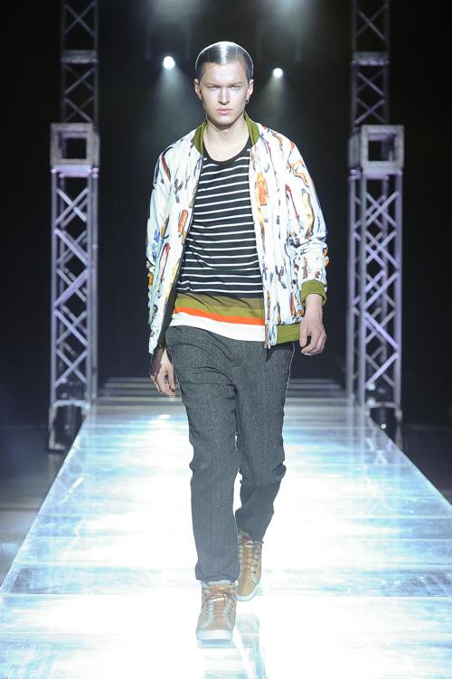 FW13 Tokyo yoshio kubo042_Jens Esping(Fashion Press)