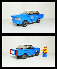 Cadiblock Bronco