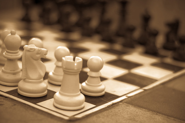 chess pieces from Flickr via Wylio